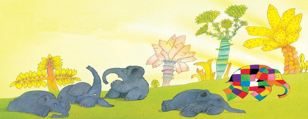 Boeken uit de serie Elmer