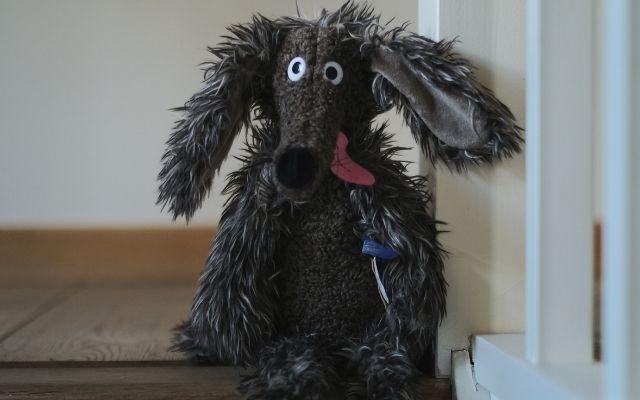 Afbeelding Stinkhond knuffel