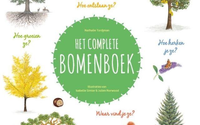teaserbeeld Het complete bomenboek